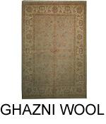 GHAZNI WOOL rugs