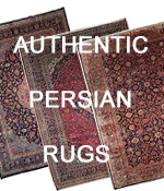 what is authentic persian rugs