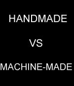 handmade rugs vs machine-made