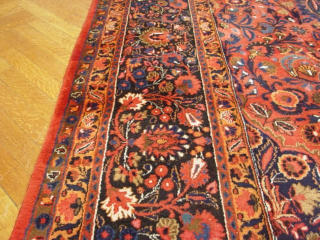 Oriental 11x14 Semi-Antique IRAN FINE QUALITY WEAVE RUG : eBay