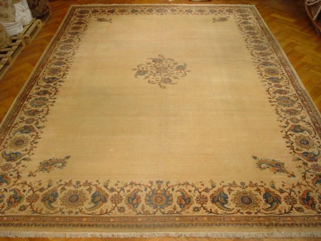 Antique Persian Rug 12x16 Authentic Ebay