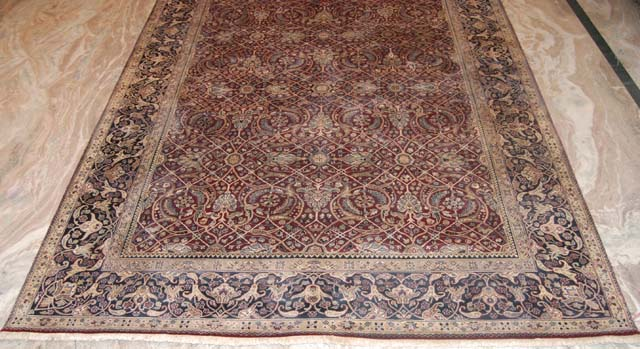 Great Carpet 8x10 Persian Tabriz Handmade Rug Kps200 Ebay