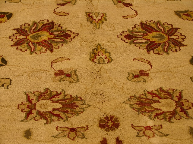 12u0027 X 15u0027 Close Up Hand Knotted Persian Mahal Rug