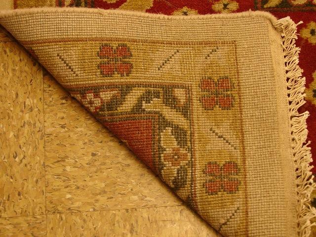 Corner 12u0027 X 15u0027 Hand Knotted Persian Mahal Rug
