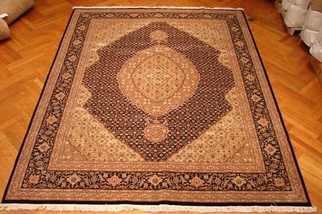 Fish Mahi Sino Origin Wool Amp Silk Black Persian Premium