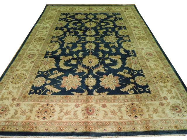 9x12 Fine Wool Pashawar Chobi Rug Ebay