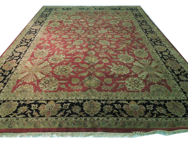 12x16 Oriental Rug Very Fine Wool Handamde Carpet Ebay