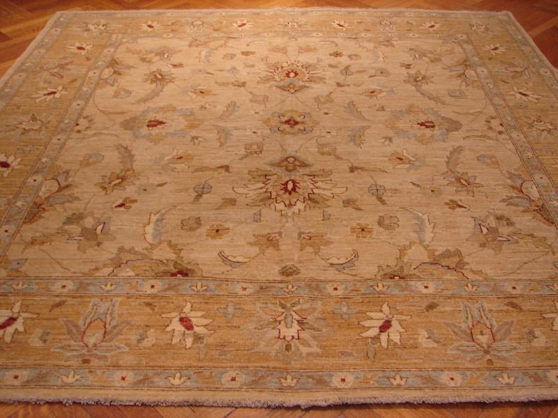 8.0 X 8.2  Antique rug