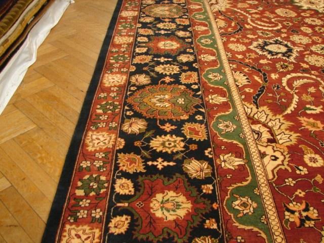 10x14 Jaipur Oriental Rug Fine Thick Wool Pile