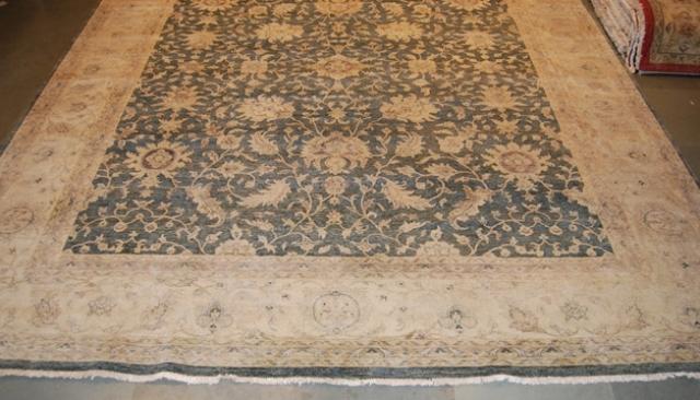 Peshawar 12x14 Chobi Rug Handmade Vegetable Dye Ebay