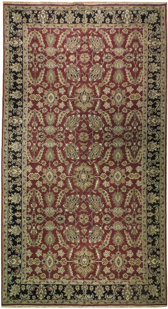 9'10'' x 18'1''  Mahal rug