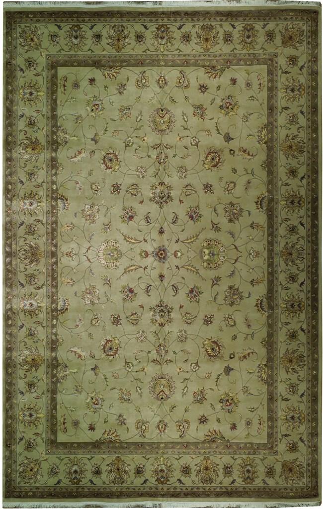 10'0'' x 15'6''  Traditional rug