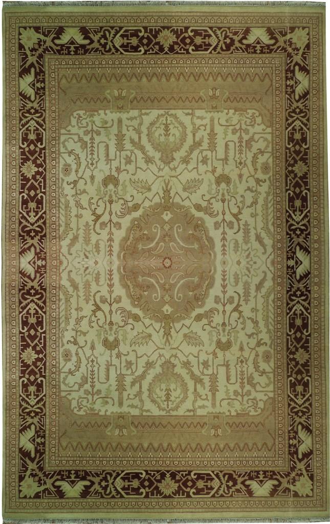 9'9'' x 15'3''  Antique rug