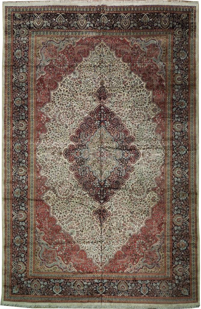 10' x 15' Tabriz rug