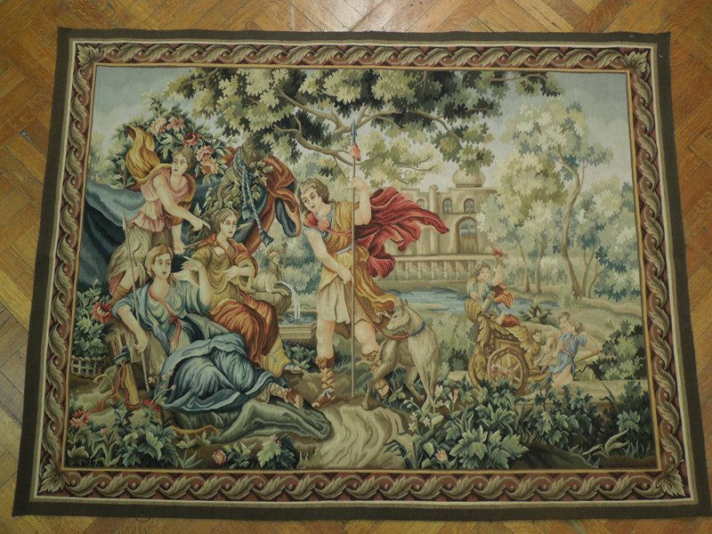 Tapestry 4x6 Flat Weave Rug Ebay