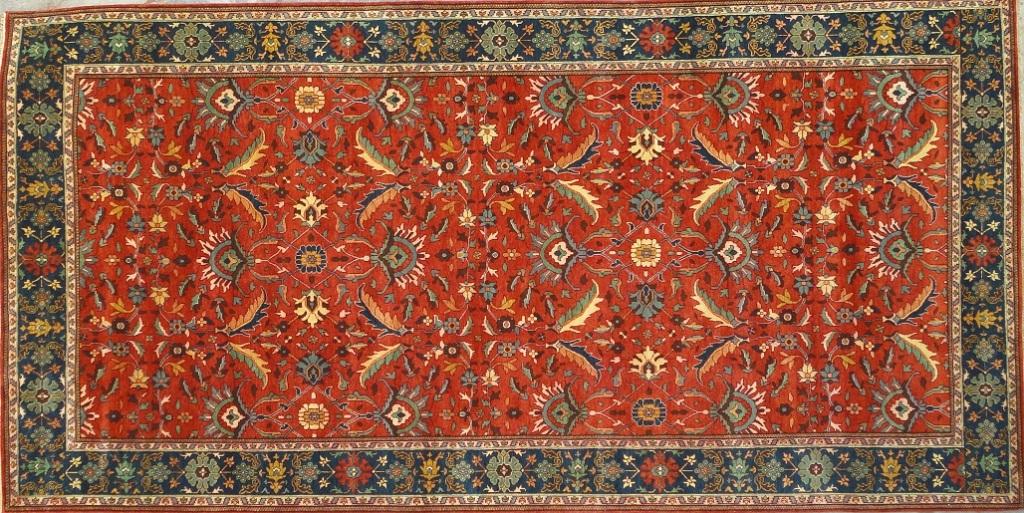 10' x 21' Soltanabad handmade rug