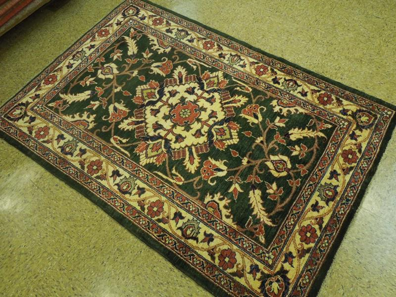 4x6 Handmade Vegetable Dyed Pakistan Peshawar Kazak Rug Ebay