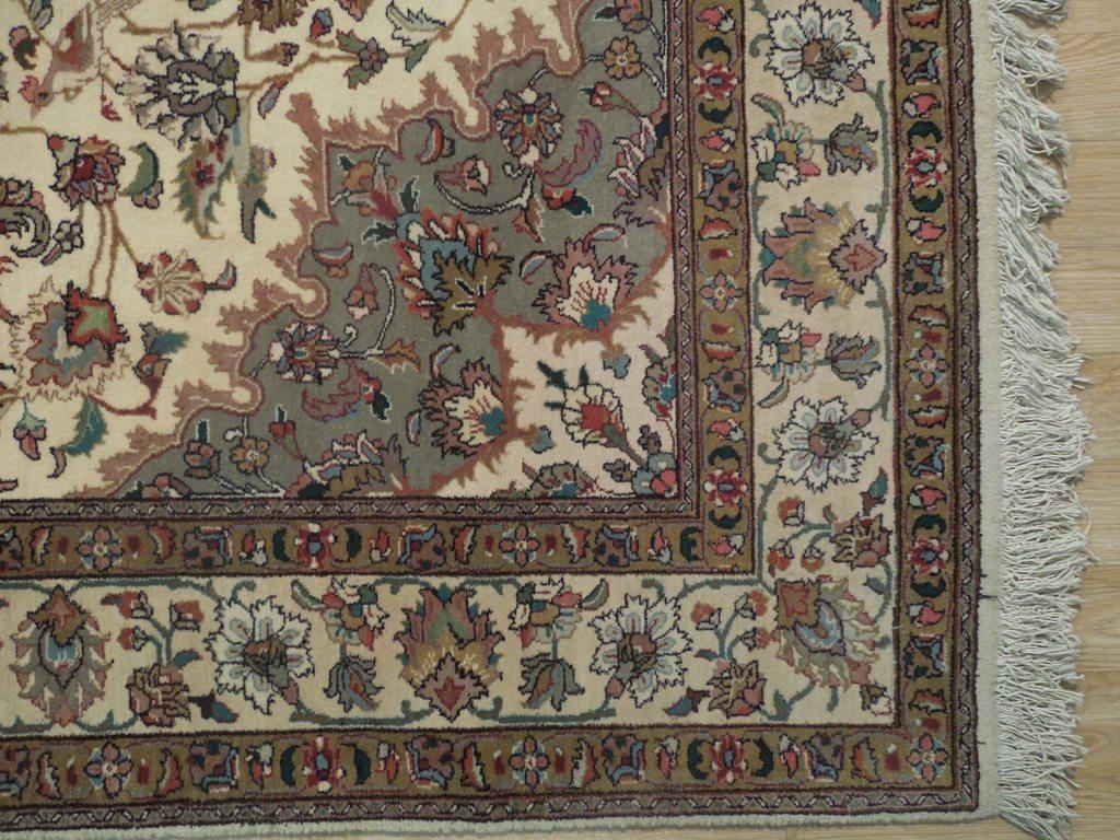6x9 Authentic Persian Tabriz Rug 400 Kpsi Genuine Iran Ebay