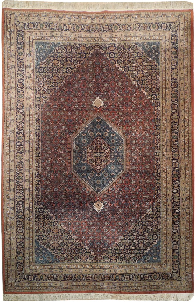 6x9 bijar durable rug