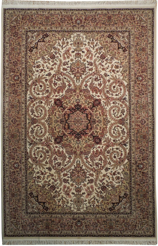 Area Rugs 6x9 6x9 Donnieann 174 Elegance Area Rug Brown