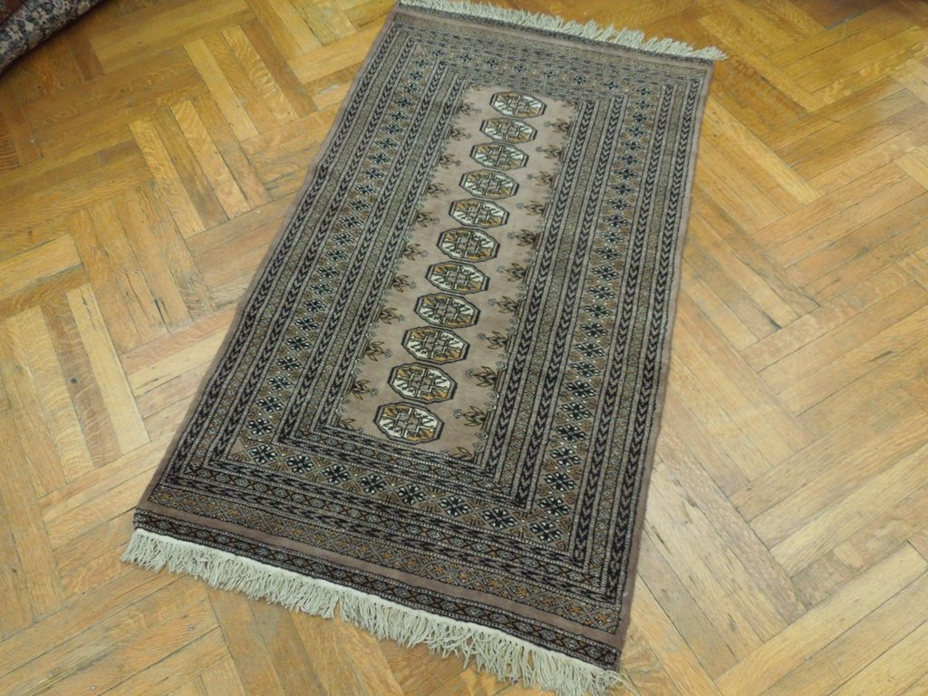 Light Brown 3x5 Hand Made Wool Area Rug Ebay