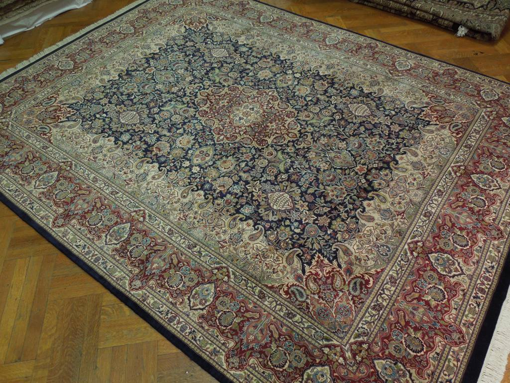 Hand Woven 8x10 Ft Master Signed High End Area Rug Ebay