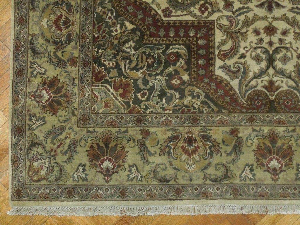 Hand Woven Victorian Design 8x10 Area Rug Ebay