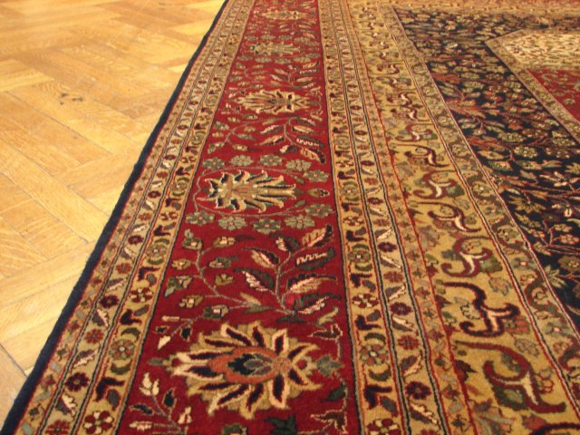8x10 Very Fine Quality Handmade In India Area Rug Soft Ebay