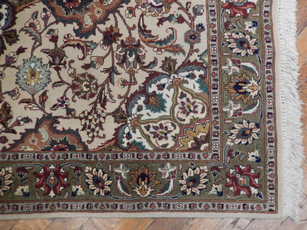 3x5 High End Persian Tabriz Rug New Fancy Rug Iran Ebay