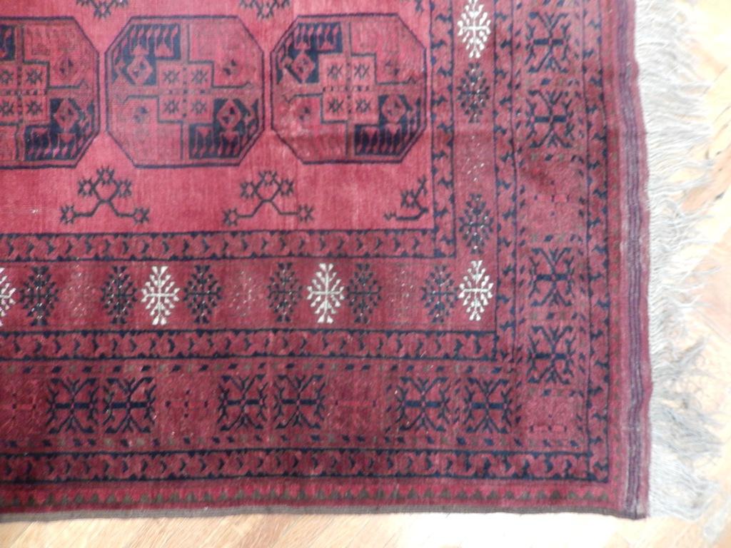 Large Oversize 11x16 Afghan Original Antique Afghan