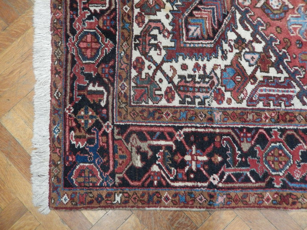 Fantastic Design Hand Woven Rug 6x9 Durable Semi Antique