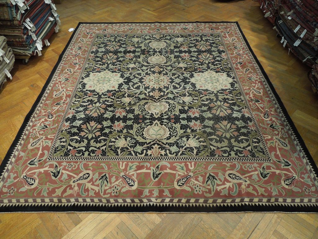 10 X 12 New Handknotted Quality Rug Dense Thick Soft