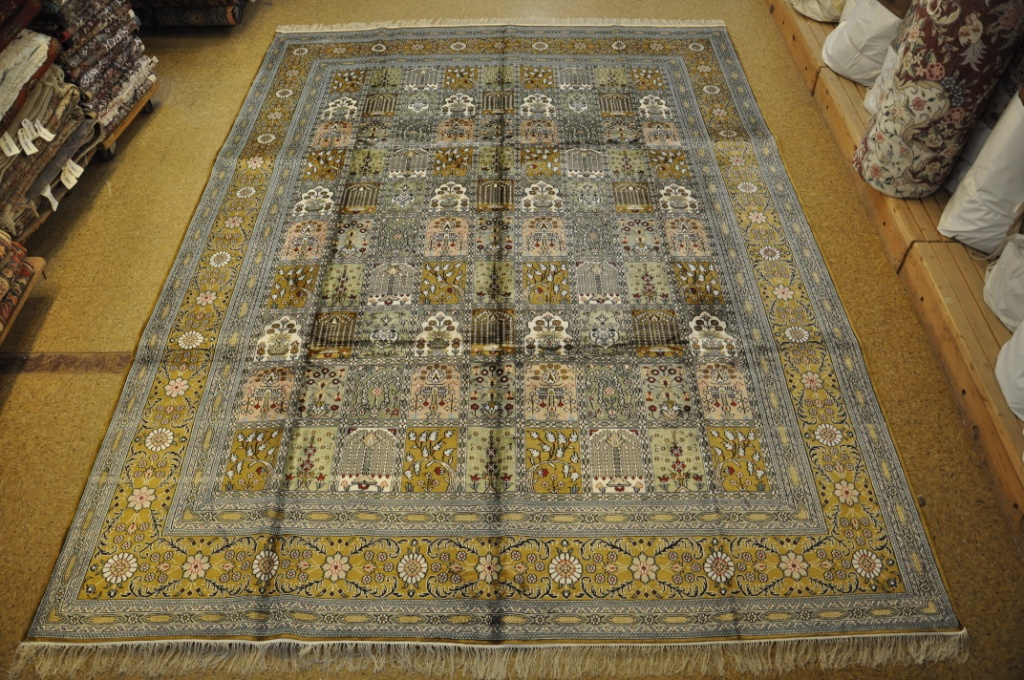 Image Is Loading Silk Area Rug Carpet 9x12 Lowest Price