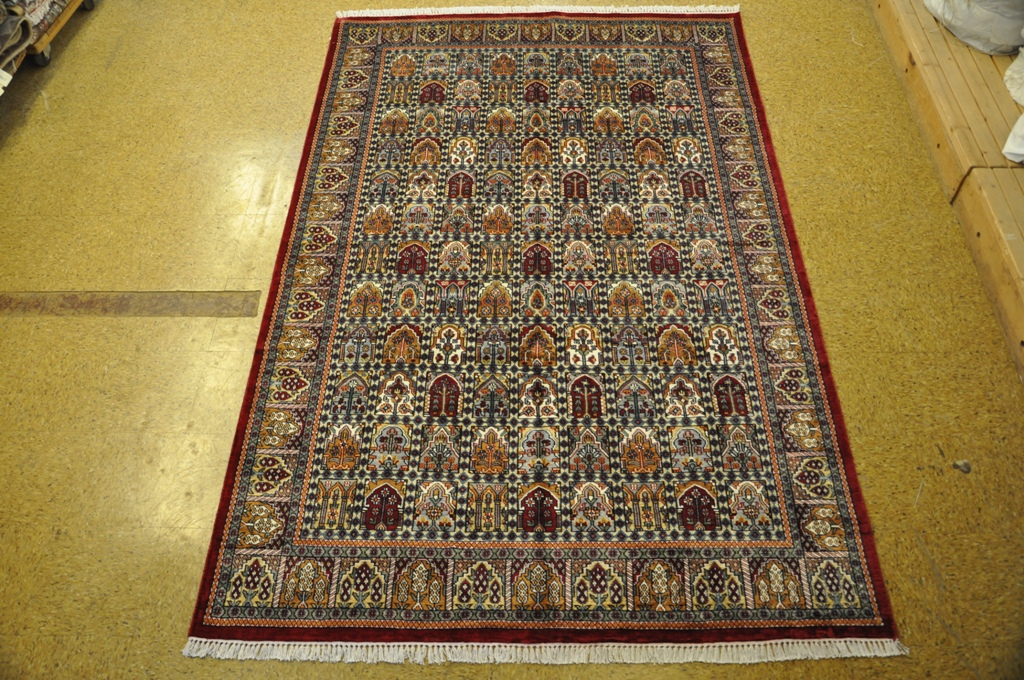 Image Is Loading Silk All Over Bakhtiari New Oriental Rugs Sale