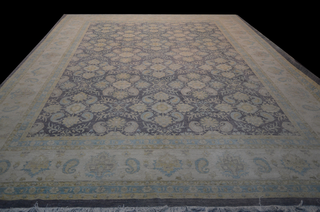 Gray color vintage look 12x15 super chobi peshawar for 12x15 living room