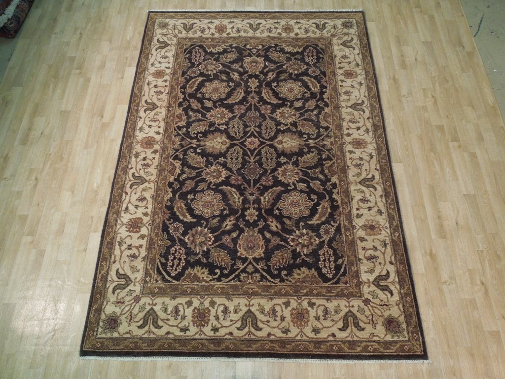 Hand woven tradional 6x9 area rug new york new york for Area rugs new york