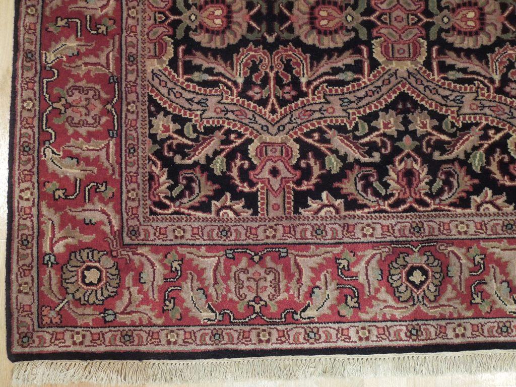 handmade fine 10 10 quality home decor rug classic 5x7