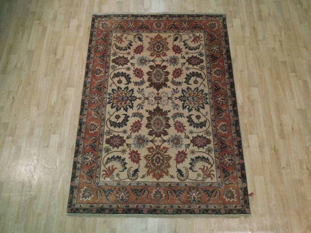 Silky new rug perfect condition hand woven traditional for Area rugs new york