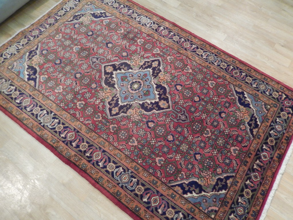 High Quality Hand Woven Rug 4 39 X 7 39 Semi Antique Persian