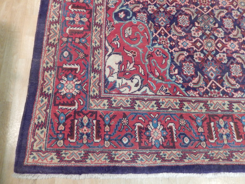 7 X 11 Hand Woven Persian Area Rug Traditional Carpet