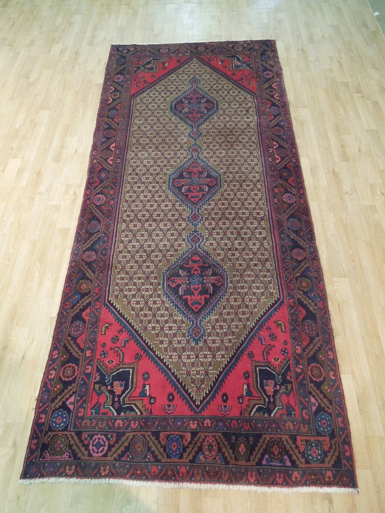 Original Persian Wool Runner 5 X 10 Koliai Rugs