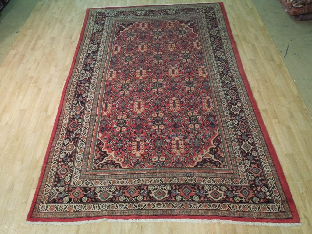Olt Traditional Persian Rug Rugs For Cheap Handmade 7 X