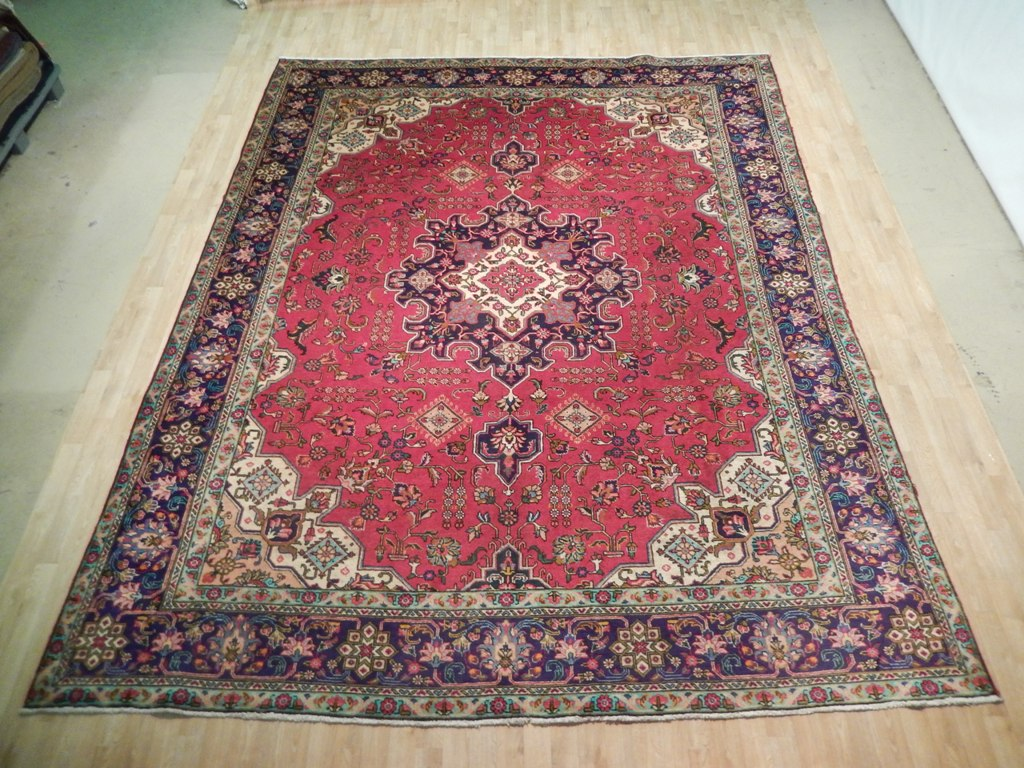 persian rug rugs sale online handmade 10 39 x 12 39 fgenuine iranian carpet ebay. Black Bedroom Furniture Sets. Home Design Ideas