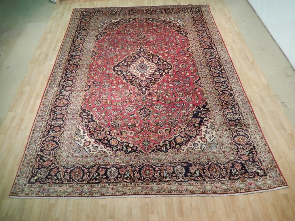 Oriental Hand Knotted 10 X 13 Persian Rugs Discount