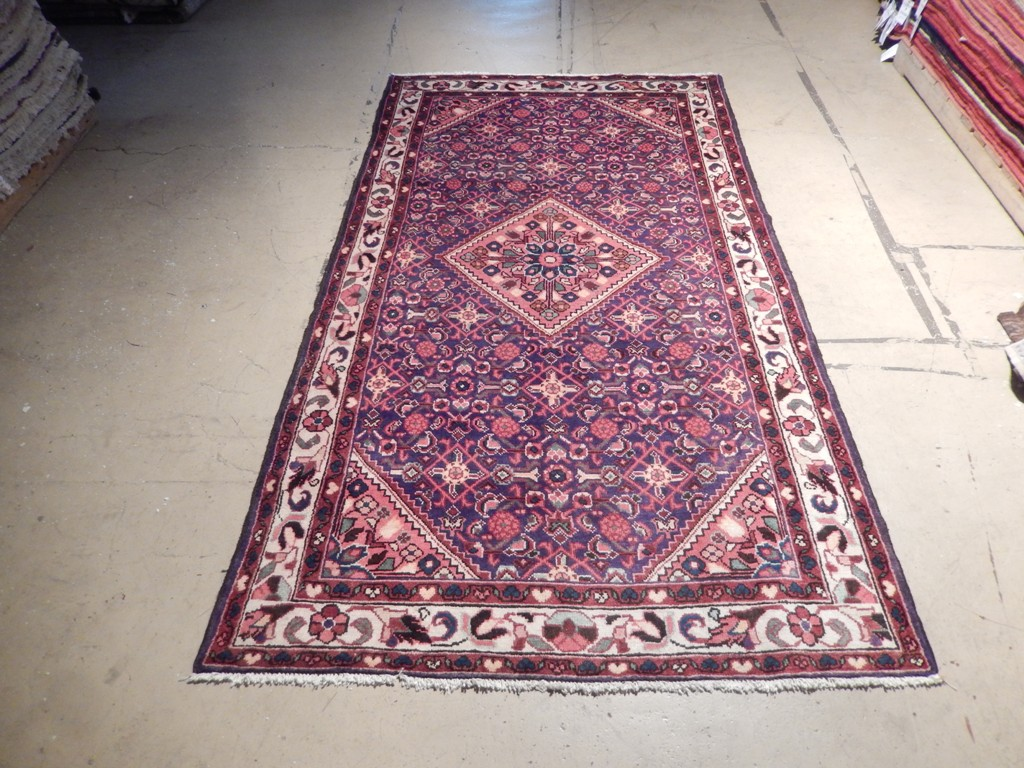 Oriental Rugs On Sale Hand Knotted 5 X 10 Semi Antique