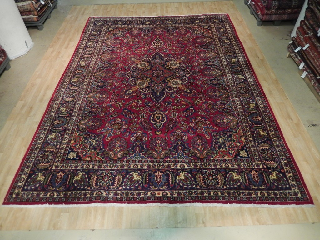 how to deep clean a persian rug