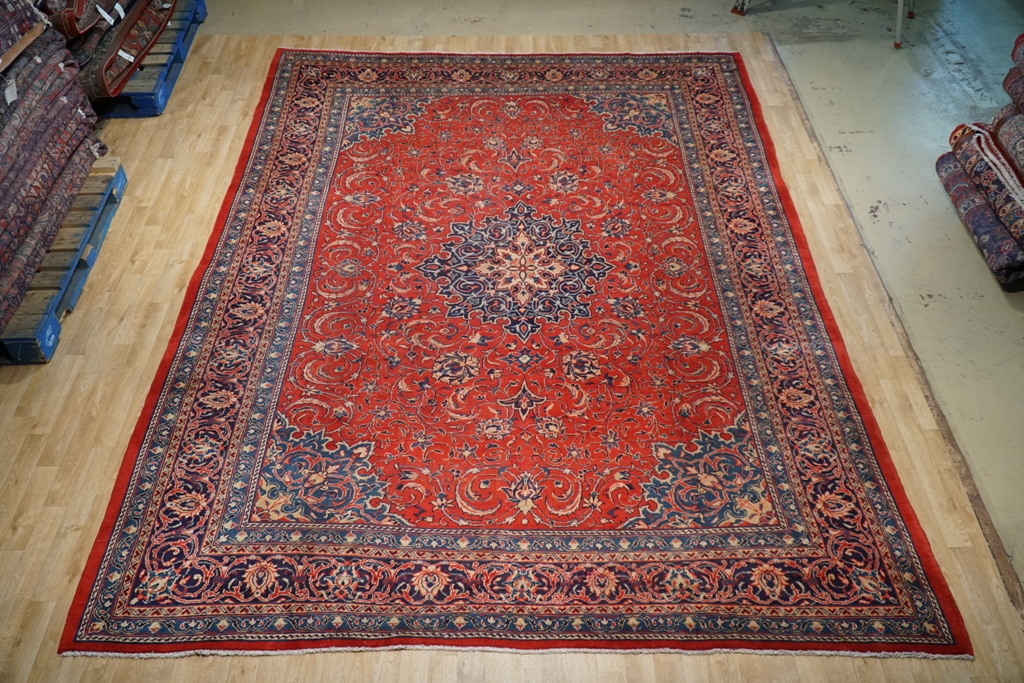 Rugs For Kitchen Rug Handmade 9 x 12 Semi Antique