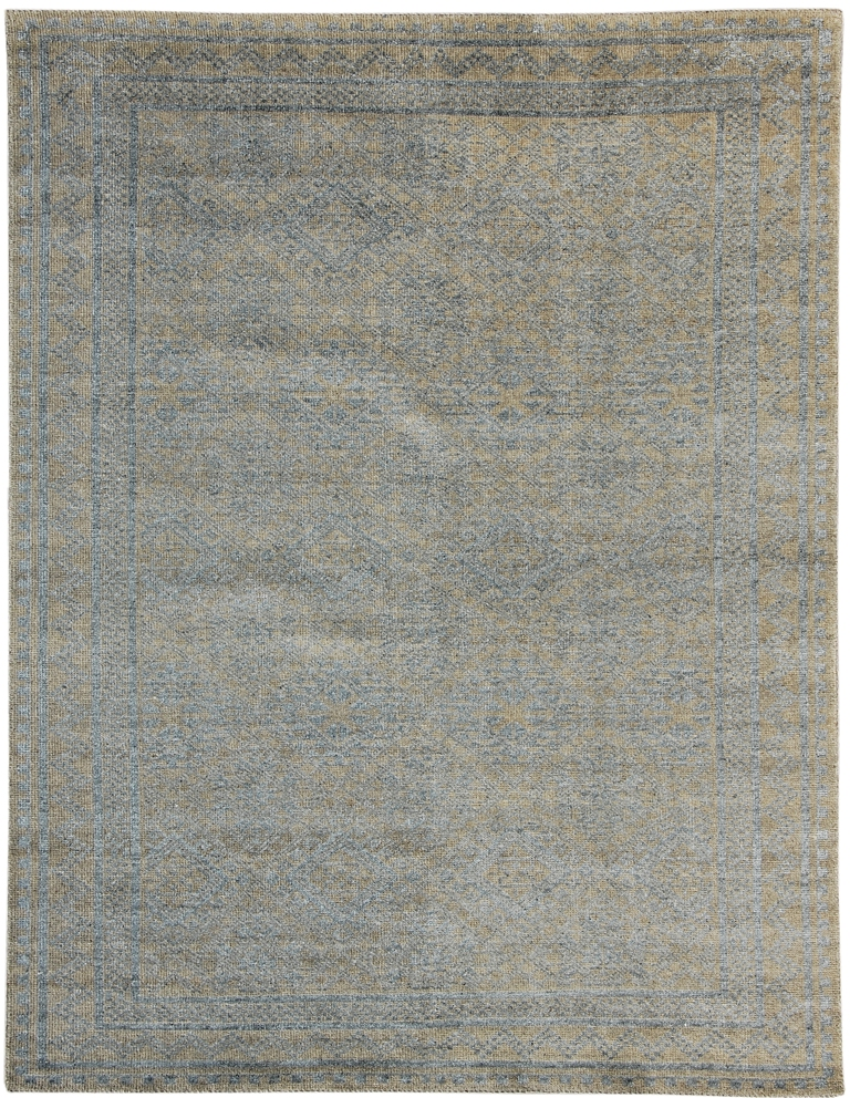 Vintage look transitional modern area rugs antiqued for Area rug sizes