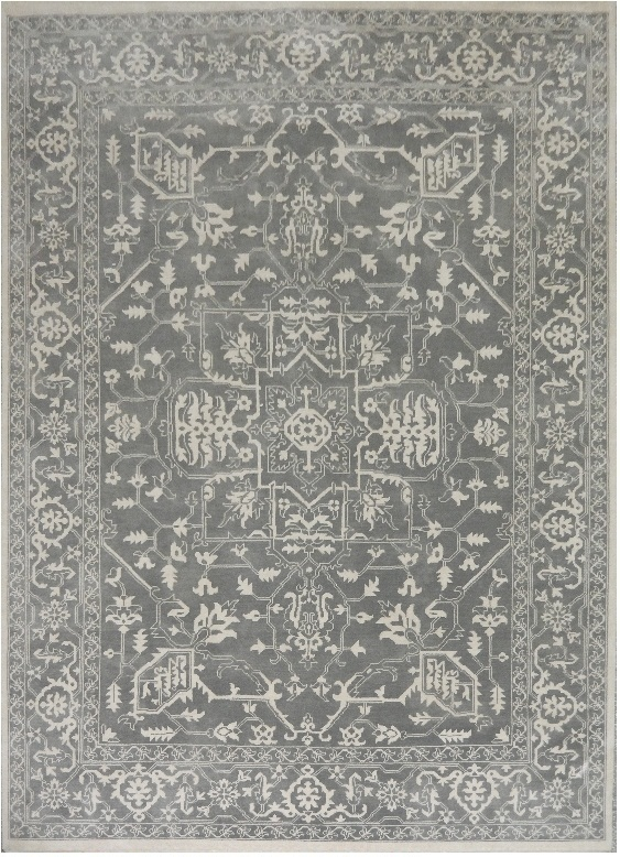 Gray ivory 9 39 x 12 39 luxury home decor living room hand for 9 x 12 living room rugs