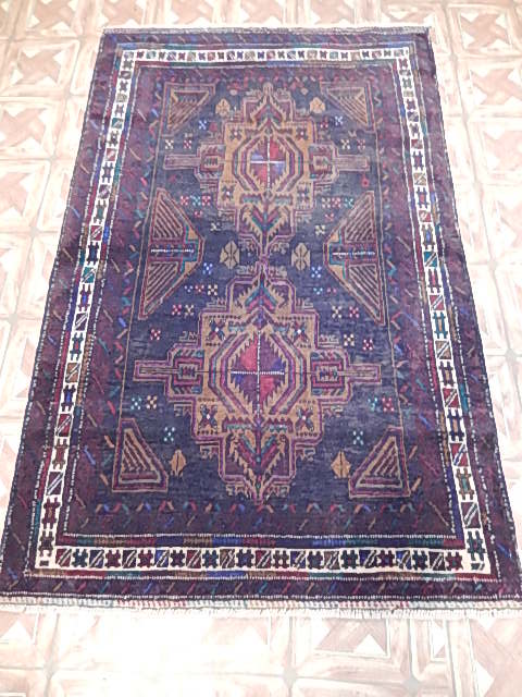 3 39 7 39 39 x 5 39 7 39 39 rugs clearance rug 4x6 baluch herat home. Black Bedroom Furniture Sets. Home Design Ideas